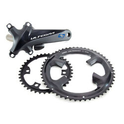 Stages Gen 3 Right Side Power Meter with Chainrings Ultegra R8000 172.5mm 50 34 $449.99