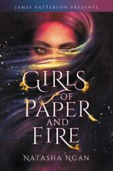 Girls of Paper and Fire by Natasha Ngan 2019 Trade Paperback $9.00