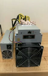 Bitmain Antminer L3 504mh s DOGE Litecoin With Power Supply Bitmain APW3 $1700.00