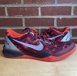 Nike Kobe 8 VIII System Year of the Snake YOTS Port Wine Red Size 9.5 Sneakers $75.00