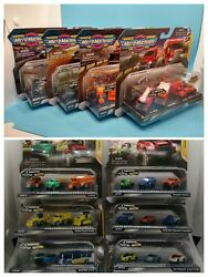 Micro Machines Different Variations Rare Silver Bus 3 Pack Series 1 amp; 2 $6.99