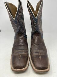 Ariat Boots Mens 12 D Leather 4LR Cushioning $55.00