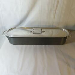 CALPHALON COMMERCIAL 24quot; FISH STEAMING PAN