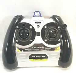Protocol Tough Cam Radio Controlled RC Camera Helicopter Remote Control Only $29.95