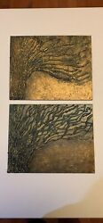 wall art canvas paintings abstract $25.00