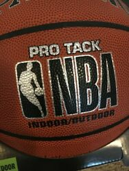 Spalding Basketball Indoor Outdoor Pro Tack Composite Leather NBA LOGO Full 29.5 $29.99