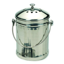 Endurance Stainless Steel Compost Pail $25.00