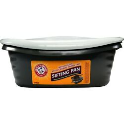 Arm And Hammer Light Gray Sifting Cat Litter Box Large 15.21quot; W x 18quot; L $20.97