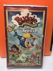 Budgie The Little Helicopter The Movie $6.50
