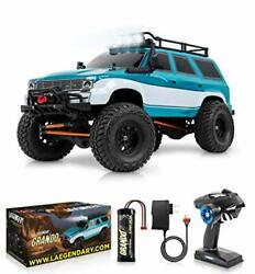 1:10 Scale Large RC Rock Crawler 4WD Off Road RC Cars Remote Control Car 4x4 $462.26