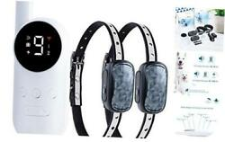 Small Size Remote Collar for Dogs with Beep Vibration and Shock Modes for Pet $81.98
