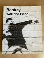 BANKSY WALL AND PIECE BOOK Soft Cover $19.15
