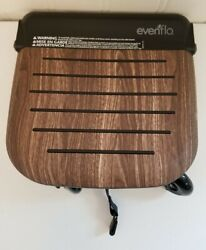 Evenflo Stroller Stand and Ride Rider Board Attachment Only Wood $38.99