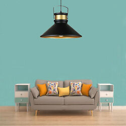 Industrial Style Hanging Lampshade Modern Lamp Shade Cover Dorm Office Decor $72.32