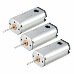 DC Motor 3.7V 36600RPM Electric Micro Motor Round Shaft for Boat Toys Model $11.41