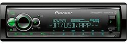 PIONEER MVH S522BS DIGITAL MEDIA RECEIVER AUX USB EQ BLUETOOTH IPHONE ANDROID $219.99