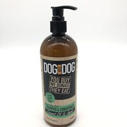 Dog for Dog Shampoo and Conditioner for Pet Dog Juicy Apple Scent $16.10