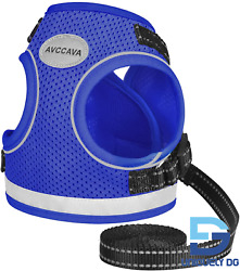 AVCCAVA Cat Harness and Leash for Walking Kitten Escape Proof Harnesses Adjust $11.99