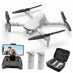 4DRC F10 Foldable Drone with Camera for Adults 1080P HD FPV Live Video Rc $115.97