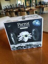 Parrot Mini Drone Jumping Sumo With Smartphone Control ..white color $134.00