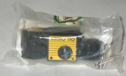 TWO 1980#x27;s Ponderosa Steakhouse Promo 110 Instant Micro Cameras 1 Red 1 Yellow $9.95
