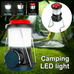 USB LED lantern Rechargeable Light Camping Tent Outdoor Hiking Lamps Waterproof $29.99
