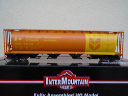 Intermountain Canadian Wheat Board CPWX Cylindrical Covered Hopper 45120 30 HO $46.95