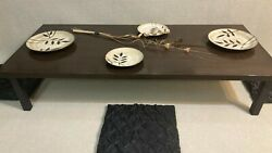 Chabudai Dining Table Floor Table Japanese Table Low Table Coffee Table* $450.00