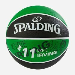 Spalding Official NBA Kyrie Irving Celtics Basketball Size 29.5quot; Nike Adidas $30.00