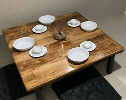 Chabudai Dining Table Low Table Japanese Table Coffee Table Floor Table* $299.00
