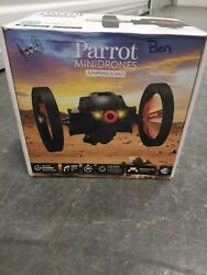 Parrot Mini Drone Jumping Sumo With Smartphone Control ..black color $184.00