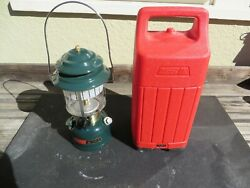 Coleman CL2 288 lantern with red case $79.99