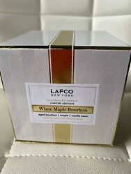 Lafco New York Limited Edition Candle White Maple Bourdon 6.5 Oz $55.00