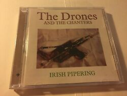 The Drones and the Chanters Irish Pipering CD set $12.00