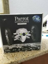Parrot Mini Drone Jumping Sumo With Smartphone Control ..white color $124.00