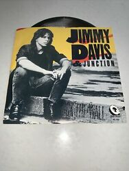 JIMMY DAVIS amp; JUNCTION 45 Kick The Wall Over The Top $0.99