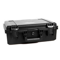 Hard Shell Waterproof Camera Case with Foam for Drones Camera Equipments Pistols $58.99
