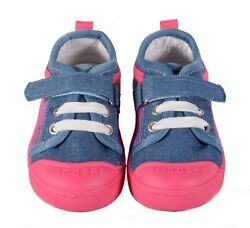 SKIDDERS Baby Toddler Girls#x27; Canvas Shoes Sneakers Style SK1027 Size 7 NWT $9.99