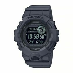 New Casio G Shock Power Trainer Charcoal Watch Step Counter GBD800UC 8 $90.00