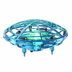 OMOTIYA Mini UFO Drones for Kids LED Kids Drone for Age 8 12 Flying Toys Hand... $31.03