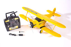 Rage R C Beechcraft Model D17 Staggerwing Micro RTF Airplane with PASS System $139.99