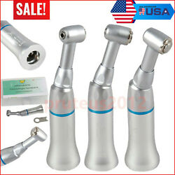 NSK Style Dental Slow Low Speed Handpiece Contra Angle Push Button Lab E Type US $13.68