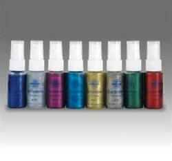 MEHRON GLITTER SPRAY PROFESSIONAL STAGE THEATER FACE BODY GLITTER MAKE UP $8.50