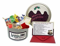 Jemsideas Christmas Survival Kit In A Can. Novelty Sister Xmas Gift amp; Card GBP 11.95
