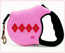 26 Bars And A Band Cute Dog Retractable Leash High Quality 7Couture Princess $29.95