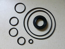 Power Steering Pump 8 Piece Seal Kit-IN STOCK-FITS: Honda Accord Civic Acura
