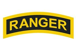 US Army Ranger Vinyl Decal Sticker Military Armed Forces R295