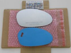 649RC FOR 01 09 BMW 1 3 Series M3 Z4 Mirror Glass Passenger Side Full Adhesive $19.27