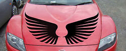 Wing Wings * Vinyl Wall Car Decal Sticker BIG or SMALL Highest Quality $10.00