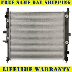 Radiator For 1998-2003 Mercedes-Benz ML320 ML430 ML500 3.2L 4.3L 5.0L  $73.95